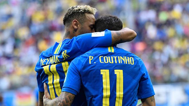 Brazil giờ là ứng viên số 1 vô địch World Cup từ sự thay đổi của Tite