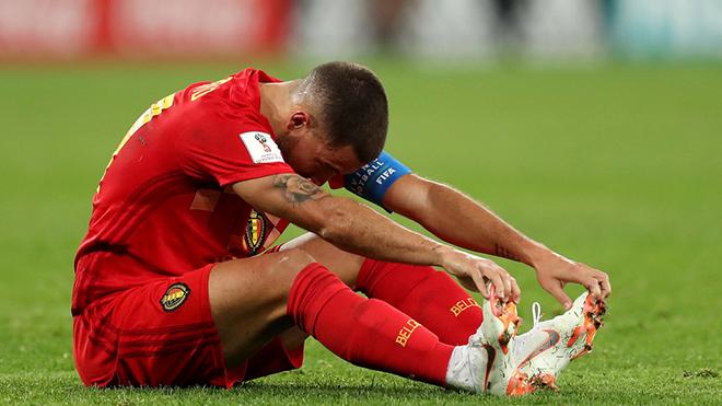 Pháp 1-0 Bỉ: Đáng tiếc cho một 'Thế hệ vàng' của đội tuyển Bỉ