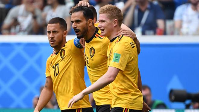 Video clip higlights trận Bỉ 2-0 Anh: Eden Hazard rực sáng, Bỉ giành giải ba