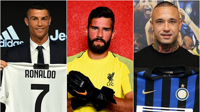 Chuyển nhượng Serie A: Juventus, AC Milan, Napoli, Inter & AS Roma