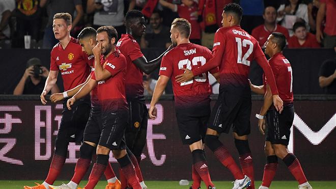 CẬP NHẬT sáng 29/7: M.U thảm bại trước Liverpool. Ronaldo hội quân cùng Juventus. Real Madrid từ bỏ thương vụ Hazard
