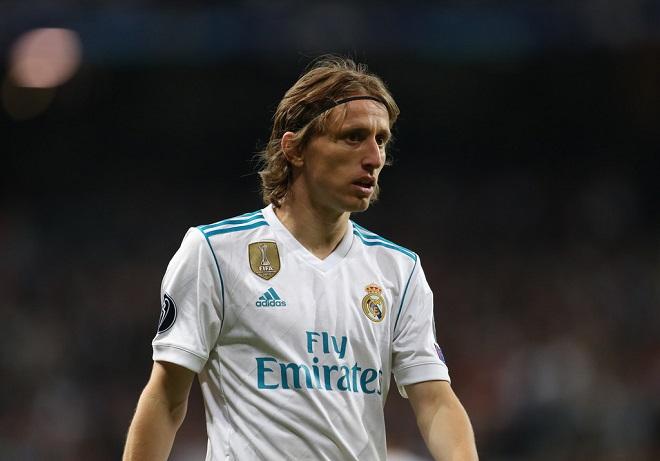 Chuyển nhượng Real Madrid, chuyển nhượng mùa Hè, Luka Modric ở lại Real Madrid, Luka Modric nhận lương bằng Ramos, Modric không tới Inter
