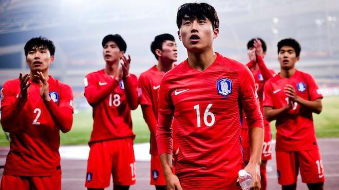 Chưa cần đến Son Heung min, U23 Hàn Quốc vẫn huỷ diệt 6-0 U23 Bahrain