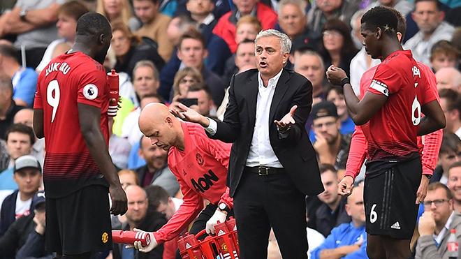 Brighton 3-2 M.U: Hàng thủ thảm hoạ khiến M.U nhận thất bại đầu tiên tại Premier League