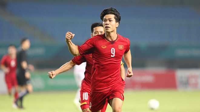 HLV Park Hang-seo: 'Tôi có lý do để tung Công Phượng vào sân ở thời điểm đó'