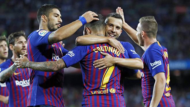TRỰC TIẾP Real Valladolid vs Barcelona (3h15, 26/8)