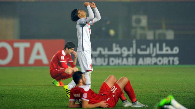 Hơn nửa đội hình U23 Syria từng khiến U23 Việt Nam 'toát mồ hôi' ở Trung Quốc