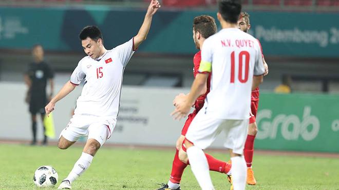 Đức Huy sẽ lại là 'máy quét' của U23 Việt Nam