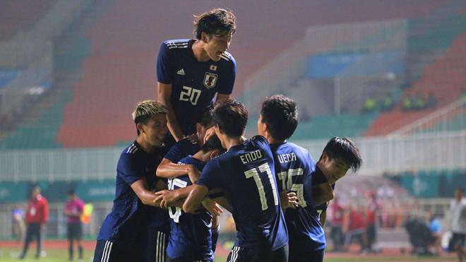 U23 Nhật Bản 1-0 U23 UAE: U23 Việt Nam sẽ tranh HCĐ với UAE