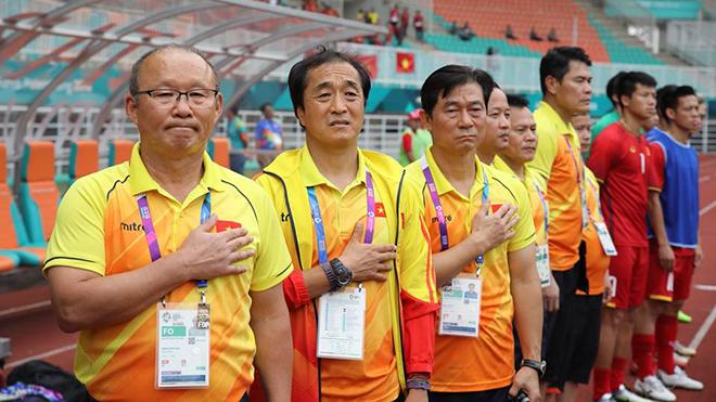 Truyền thông UAE lo ngại U23 Việt Nam vì có HLV Park Hang-seo