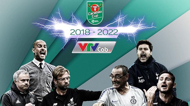VTVcab sở hữu bản quyền Cúp Liên đoàn Anh – Carabao Cup 4 mùa liên tiếp