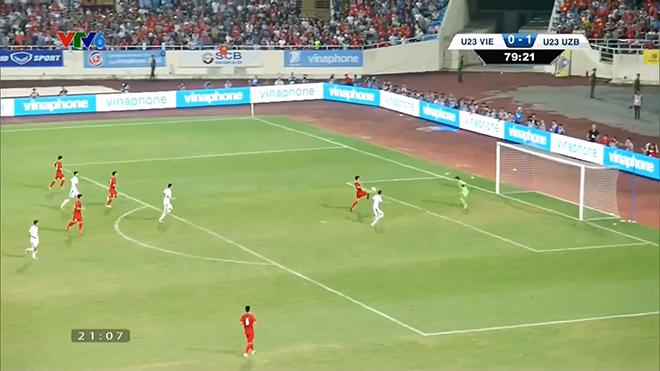 Ghi bàn gỡ hòa cho U23 Việt Nam, Văn Đức được người hâm mộ phát cuồng, ví là Bergkamp