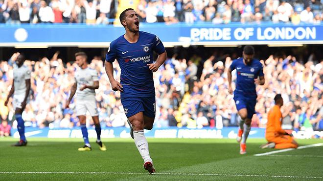 Man City 3-0 Fulham, Chelsea 4-1 Cardiff: Man City tìm lại chiến thắng, Chelsea dẫn đầu BXH