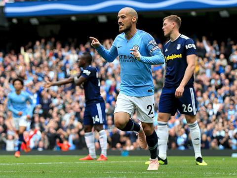 Video Man City 3-0 Fulham: Đẳng cấp nhà Vua