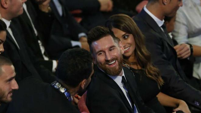 Vì sao Messi vẫn dự FIFA The Best 2018 dù đã bị loại?