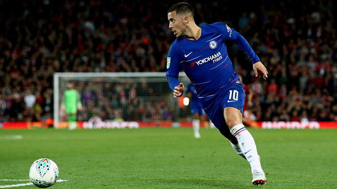 Fan đòi Salah trao lại giải Puskas cho Hazard sau pha solo ghi bàn đẳng cấp