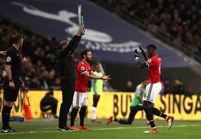 MU: Mourinho và Pogba mâu thuẫn 17 lần trong 2 năm. Bán Pogba, sa thải Mourinho?