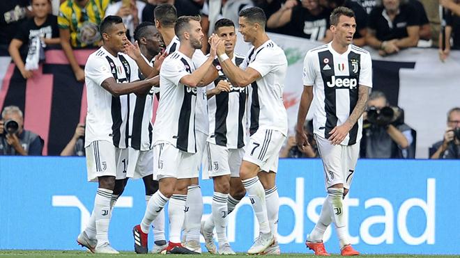 Juventus 3-1 Napoli: Ronaldo lập hat-trick kiến tạo, Juve đại thắng