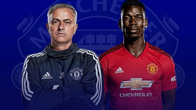 Lý do Mourinho tước chức danh đội phó M.U của Pogba và căng thẳng trên sân tập