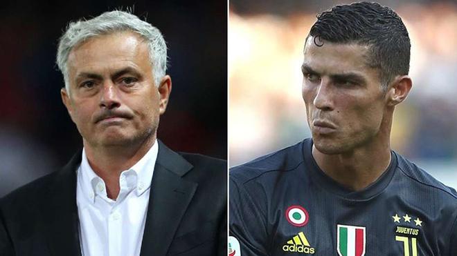 Mourinho: 'Ronaldo trở về M.U là chuyện không thể'