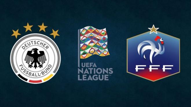 Link xem TRỰC TIẾP Đức vs Pháp (1h45, 7/9)