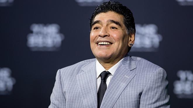 Huyền thoại Diego Maradona lang bạt sang Mexico dẫn dắt đội bóng hạng hai