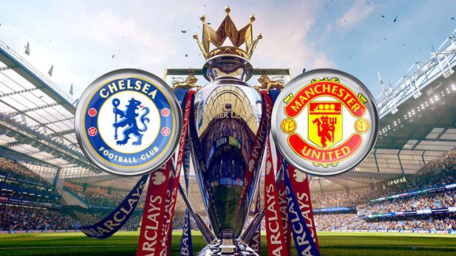 TRỰC TIẾP Chelsea vs M.U (18h30, 20/10)
