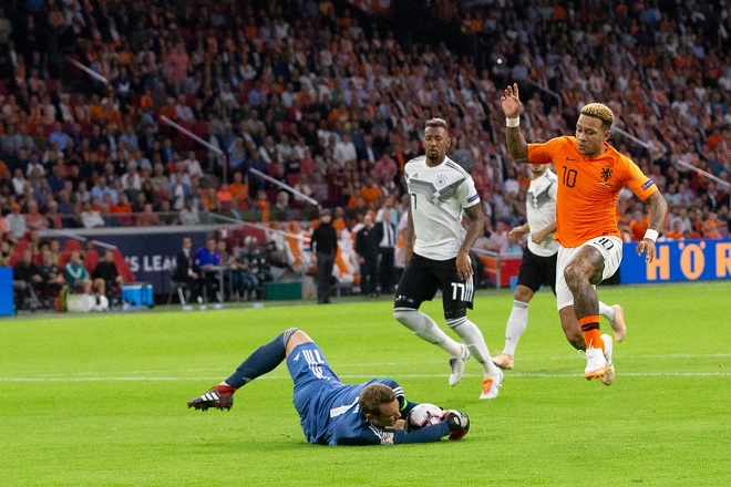 Kết quả UEFA Nations League mới nhất, UEFA Nations League, video clip Hà Lan 3-0 Đức, Kết quả Hà Lan vs Đức, Hà Lan vs Đức, Van Dijk, Memphis Depay