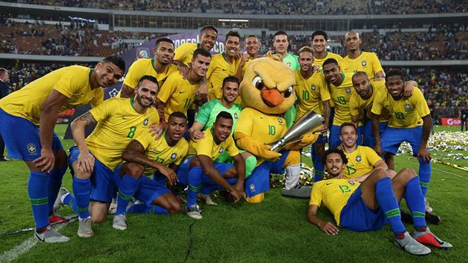 Video clip bàn thắng Brazil 1-0 Argentina: Chiến thắng ở phút bù giờ