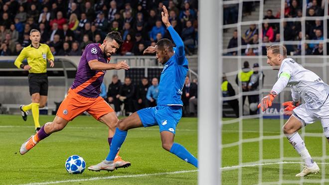 Video clip bàn thắng Hoffenheim 1-2 Man City: Người hùng David Silva!