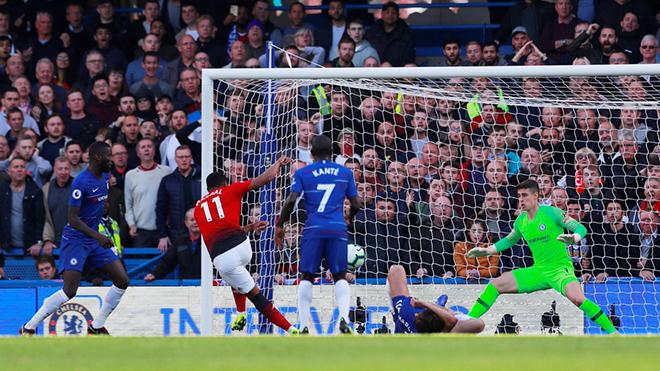 Chelsea 2-2 M.U: Kịch tính đến phút cuối cùng