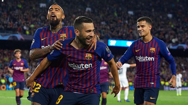 Video clip bàn thắng Barcelona 2-0 Inter: Không Messi, không vấn đề, Barca sẵn sàng cho Kinh điển