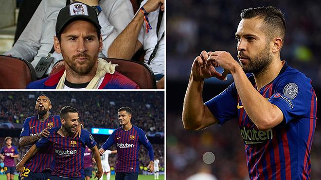 ĐIỂM NHẤN Barcelona 2-0 Inter: Barca kiểm soát mọi thứ. Không Messi, đã có... Rafinha.
