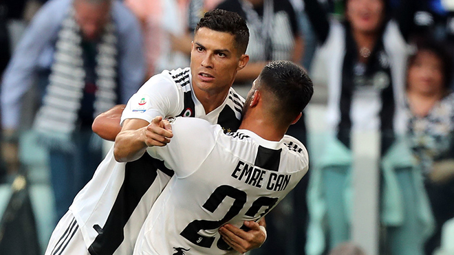 TRỰC TIẾP Empoli 0-0 Juventus: Chiellini chấn thương, Rugani thay thế (Hiệp 1)
