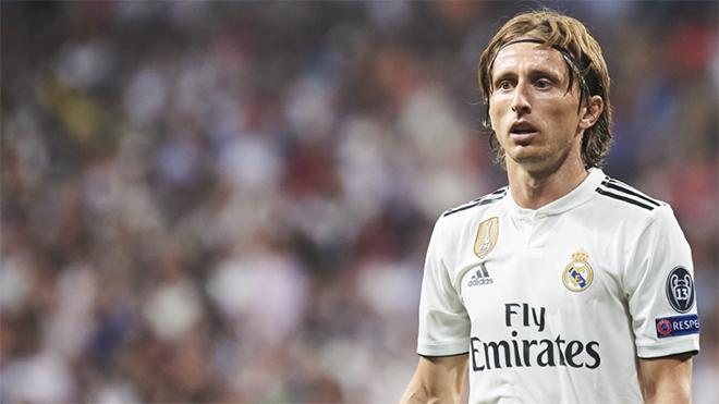 Luka Modric và trận Kinh điển quyết định tới Quả bóng vàng