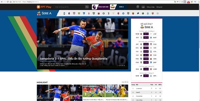Serie A, bóng đá Ý, trực tiếp Serie A, trực tiếp bóng đá Ý, xem trực tiếp Serie A ở đâu, xem trực tiếp bóng đá Ý ở đâu, trực tiếp Juve, trực tiếp Juventus