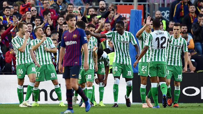 Barcelona 3-4 Real Betis: Cơn địa chấn trên Camp Nou!