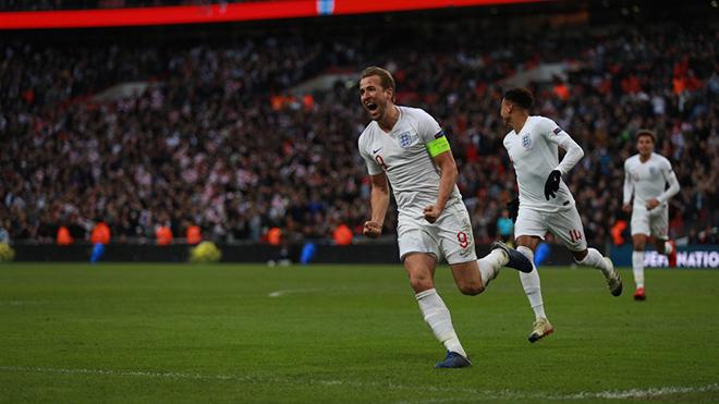 Anh 2-1 Croatia: Harry Kane toả sáng, ĐT Anh giành vé vào VCK Nations League