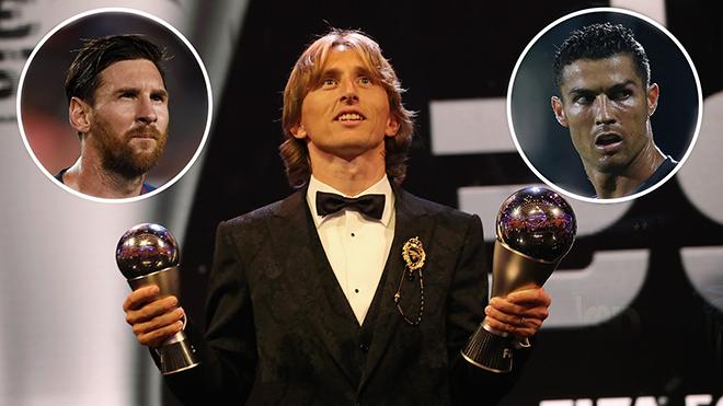 TIẾT LỘ: Ronaldo và Messi bị loại khỏi Top 3 Quả bóng Vàng 2018