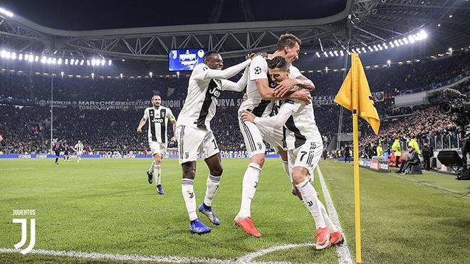Cúp C1 sáng nay: M.U thắng vất vả, Real hồi sinh. Ronaldo lại tỏa sáng