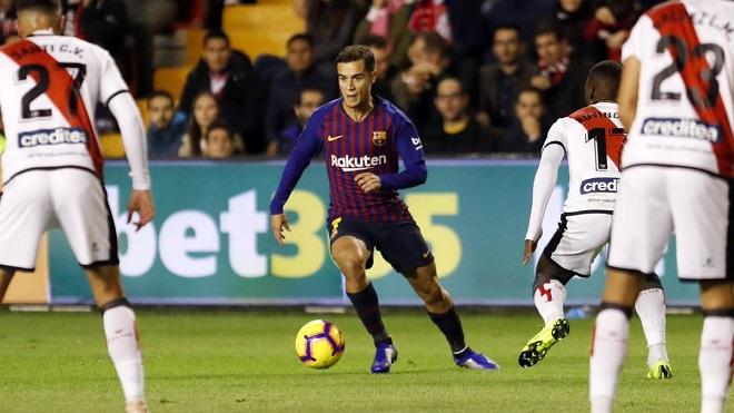 Barcelona, video Barcelona, Barca, video clip bàn thắng Rayo Vallecano 2-3 Barca, Luis Suarez, kết quả bóng đá Tây Ban Nha, La Liga, lịch thi đấu bóng đá Tây Ban Nha