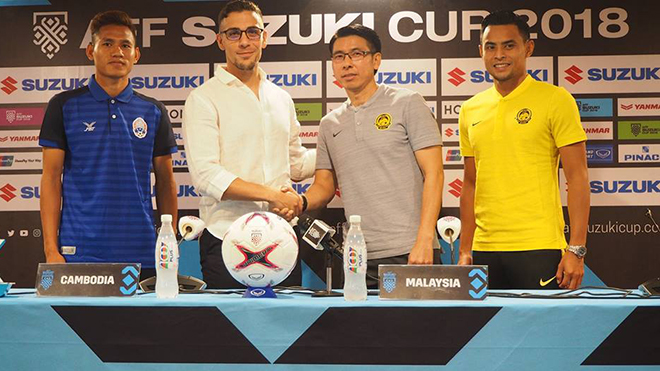 VTV6. VTV5. Trực tiếp bóng đá. Campuchia vs Malaysia. Lào vs Việt Nam. AFF Cup
