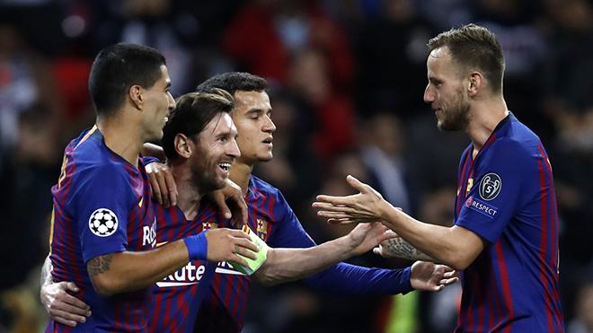 Link xem TRỰC TIẾP Barcelona vs Villarreal (0h30, 3/12)