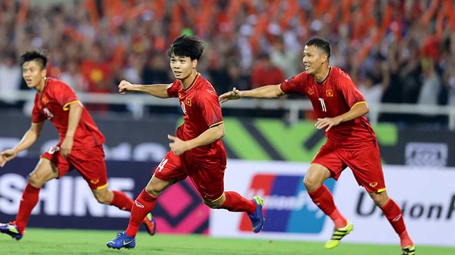 Công Phượng: ''Sân Bukit Jalil không phải vấn đề với Việt Nam''