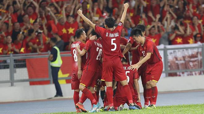 Lịch sử ủng hộ Việt Nam giành chức vô địch AFF Cup 2018