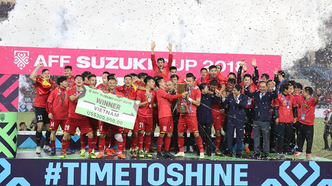 Xem lại toàn bộ hành trình ĐT Việt Nam giành chức vô địch AFF Cup 2018