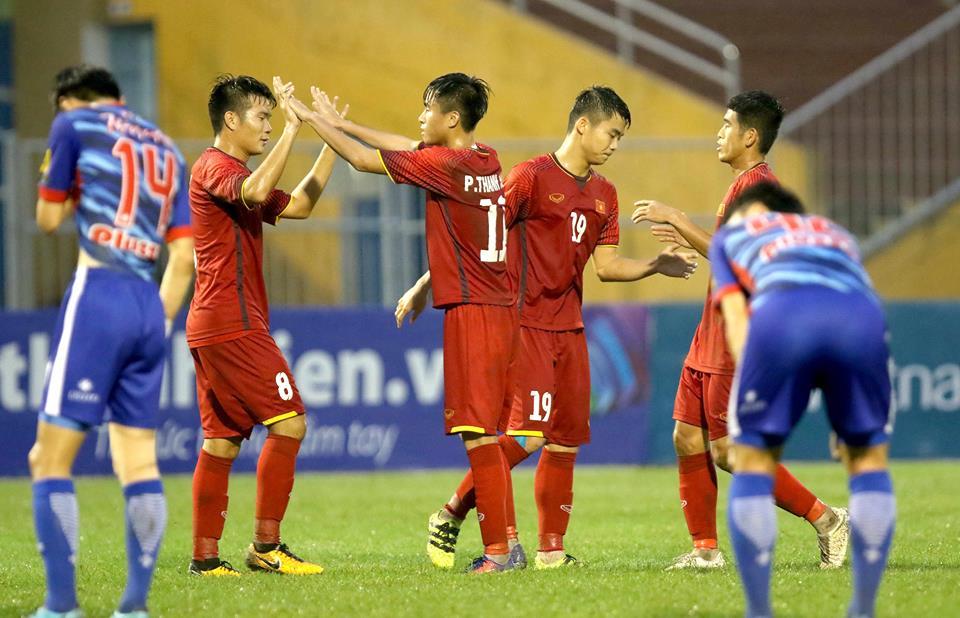 Xem trực tiếp U21 Việt Nam vs U21 Myanmar, chung kết U21 Quốc tế ở đâu?