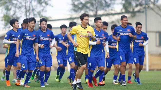 Trợ lý HLV Park Hang Seo gửi tâm thư chia tay đầy cảm xúc tới các tuyển thủ Việt Nam