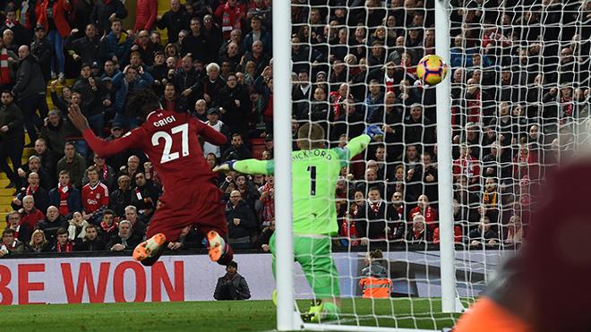 VIDEO Liverpool 1-0 Everton: Origi sắm vai người hùng phút 90+6!