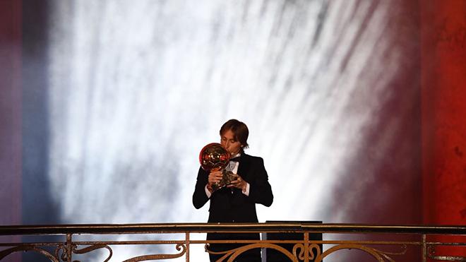 Quả bóng Vàng 2018: Luka Modric và chiến thắng với nụ cười nhút nhát